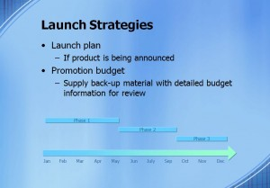 Screenshot of the Marketing PowerPoint Template