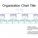 Screenshot of the Organization PowerPoint Template