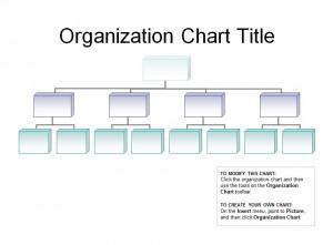 Screenshot of the Organization PowerPoint Template