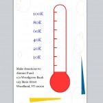Free Fundraising Goal Thermometer