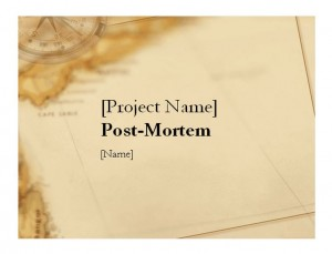 Post mortem template project post mortem template for Business post mortem template