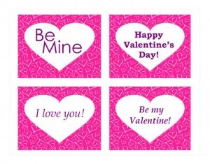 Free Valentine Postcards