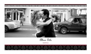 Wedding Photo Album screenshot