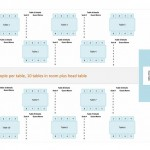 Free Wedding Reception Seating Chart