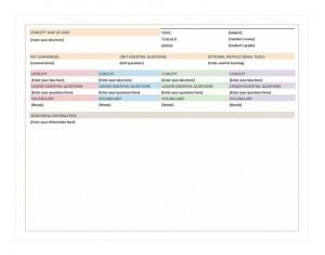Free Lesson Plan Checklist