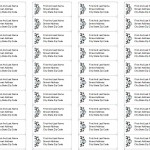 avery label templates 5195 - labels label templates labels template template haven