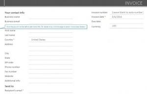 paypal invoice paypal invoice template template haven. Black Bedroom Furniture Sets. Home Design Ideas