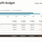 Microsoft Non Profit Budget Template