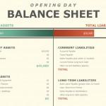 Opening Day Spreadsheet
