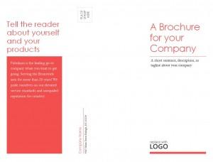 Blank Brochure Template Blank Tri Fold Brochure Template » Template U2026