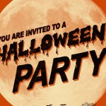 Free Halloween Party Template