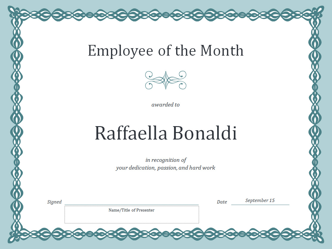 Appreciation letter email messages to employee sample