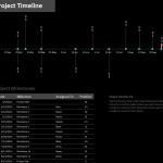 Milestone Project Timeline