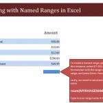 Get Sum in Excel
