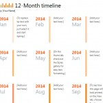 12-Month-Timeline-Template