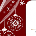 Holiday Customizable Greeting Cards