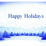 Holiday Winter Greeting Cards