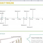 Business Timeline Sheet
