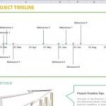 Business Timeline Sheet