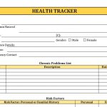 Health Tracker Template