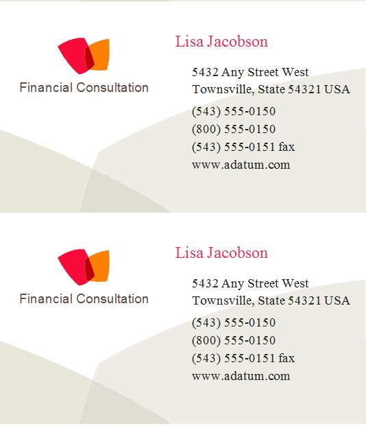 Business card template sheet template haven for Business card sheet template
