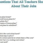 101 Questions That All Teachers Should Ask