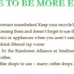 60 Simple Ways to Be More Eco-Friendly