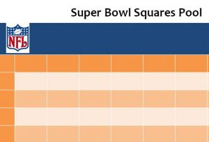 Super Bowl Squares Pool