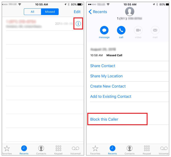 How to Block Voice Calls On iPhone