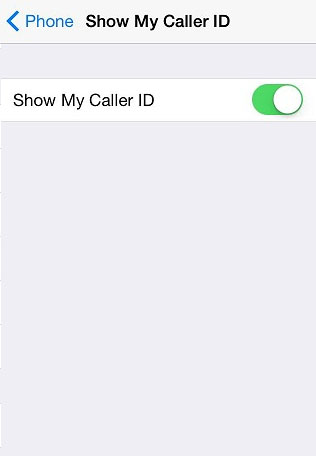 How to Hide Your Number When Calling From iPhone