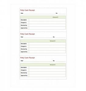 Cash Receipt Template | Free Cash Receipt Template » Template Haven