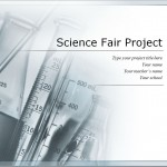 Photo of the Science Fair Template