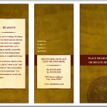 Photo of the Tri Fold Brochure Template