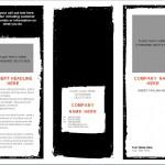 Word Brochure Template photo