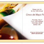 Free Cinco de Mayo Invitations