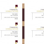 Free Financial Services Business Cards