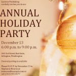 Free Corporate Holiday Party Invitations
