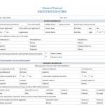 Free Patient Registration Form