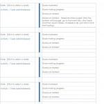 Printable Autism Checklist