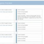 Microsoft Child Development Checklist