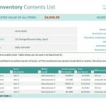 Microsoft Home Insurance Inspection Checklist