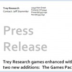 Press Release Email Template Free