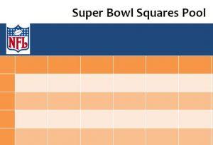 Super Bowl Squares Pool