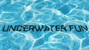 How to Make Underwater Text